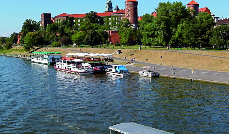River Bus, water cruise along the Vistula