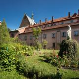 Image: The Monastery and Church of The Benedictine Sisters, Staniątki