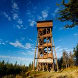 Lookout tower Gorc
