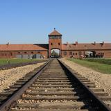 Image: Memorial and Museum Auschwitz-Birkenau. Former nazi concentration and extermination camp