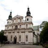 Image: Church of St. Bernardino of Siena in Krakow