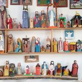 Image: Branch of the Diocesan Museum in Tarnów – Fr. Edward Nitka Parish Folk Art Museum in Paszyn